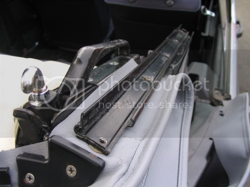 View Topic How To Replace That Cabriolet Hood The