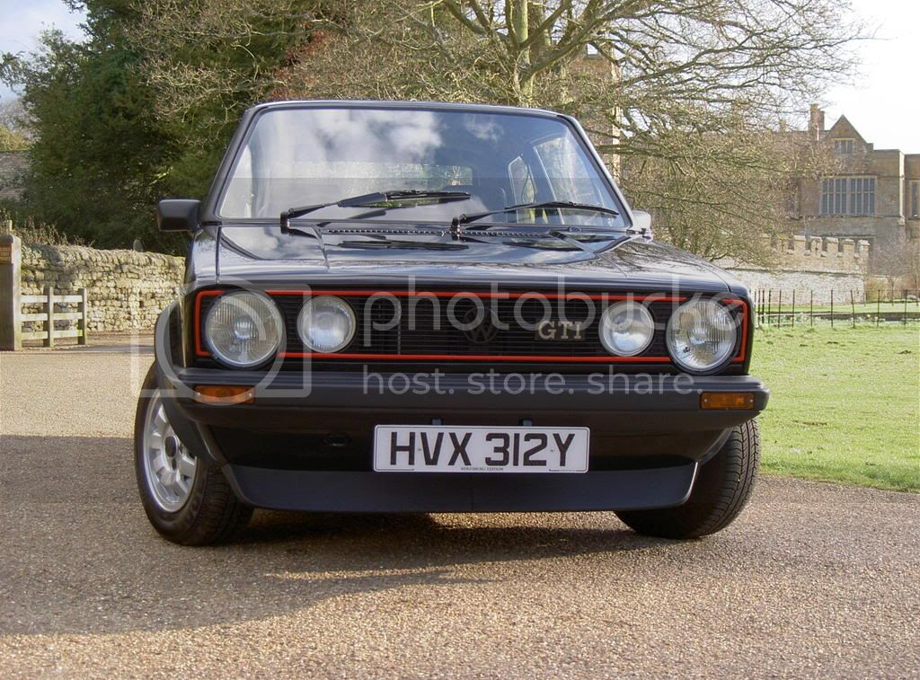 view topic for sale 1983 vw golf mk1 gti 1800cc the mk1 golf owners club. Black Bedroom Furniture Sets. Home Design Ideas