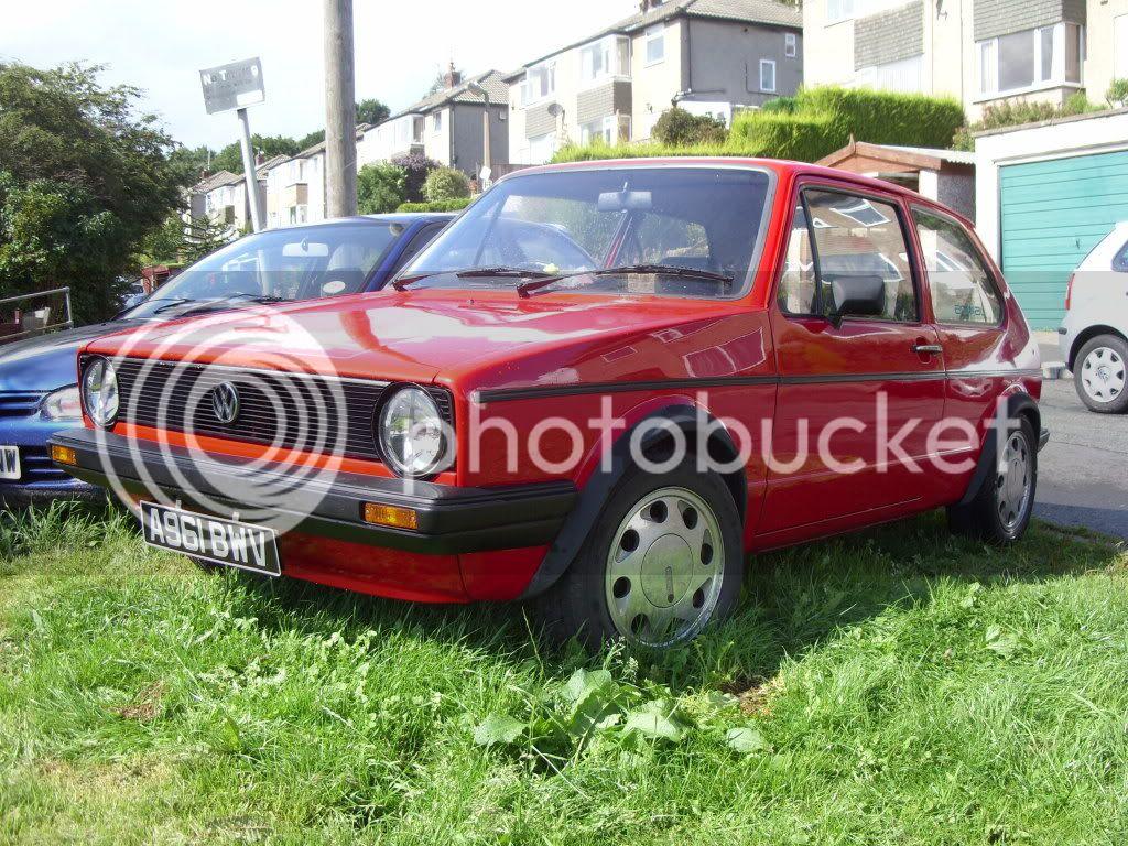 Mk1 Golf 1 3 Driver