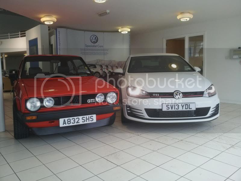 view topic golf gti mk7 launch the mk1 golf owners club. Black Bedroom Furniture Sets. Home Design Ideas