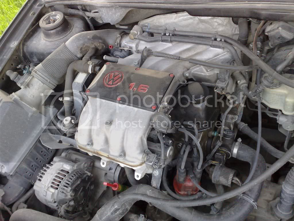 Vw Mk2 8v Engine Diagram Wiring Library Its The From A Golf 3 Seat 16cc Crossflow Code Aft