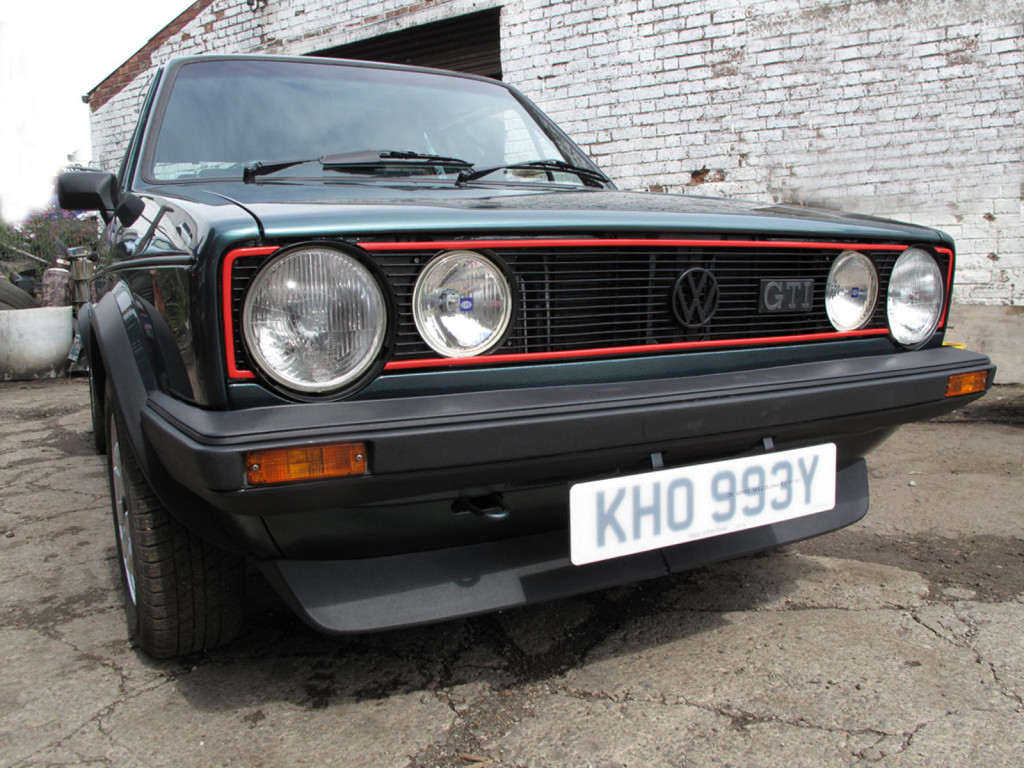 View Topic Lhasa Green 1 8 Gti For Sale The Mk1 Golf