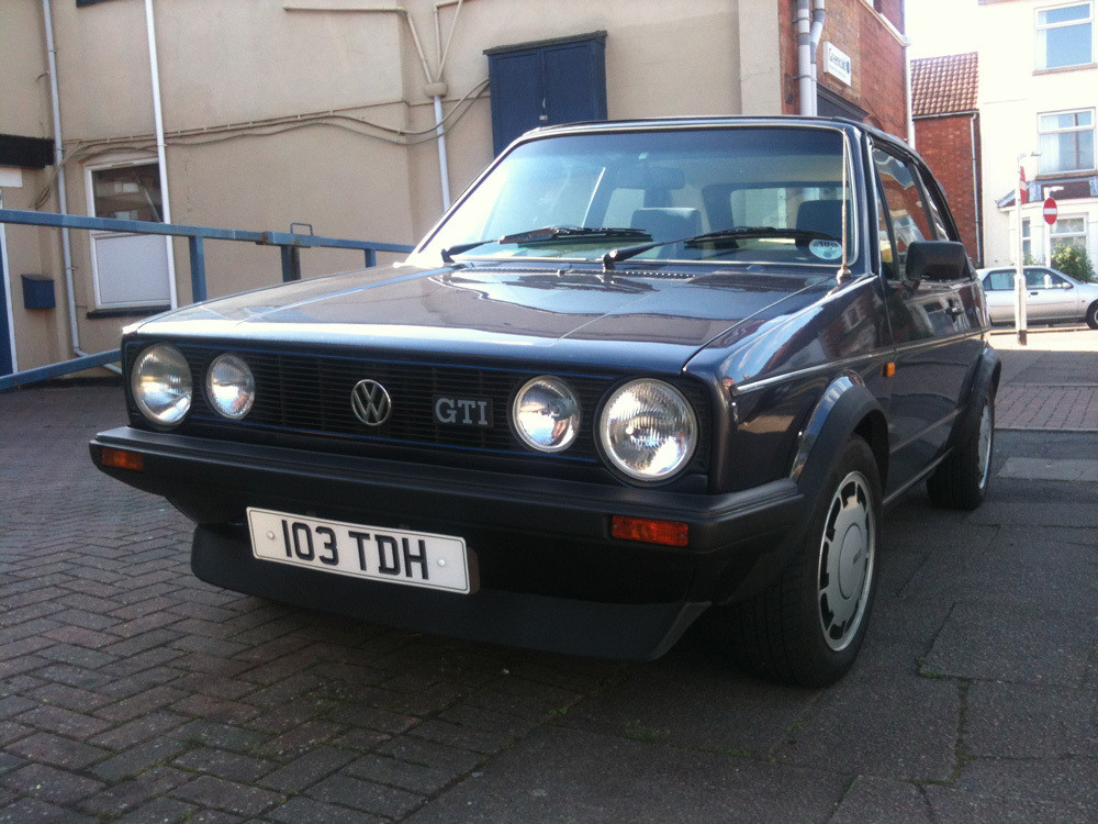 Golf Gti Mk Owners Club Cars For Sale