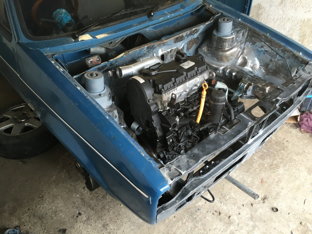 View topic: Mk1 pd130/150 TDI engine conversion guide/parts list