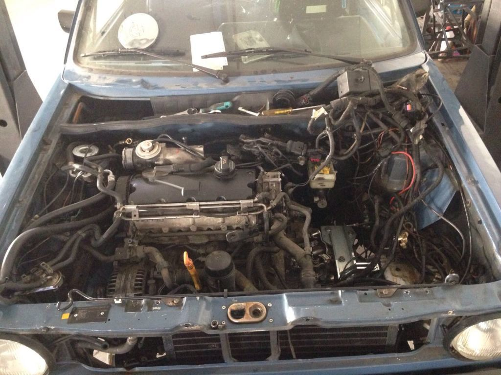 Engine Conversions – The Mk1 Golf Owners Club