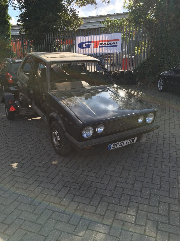 View topic: Newbie from kent – The Mk1 Golf Owners Club