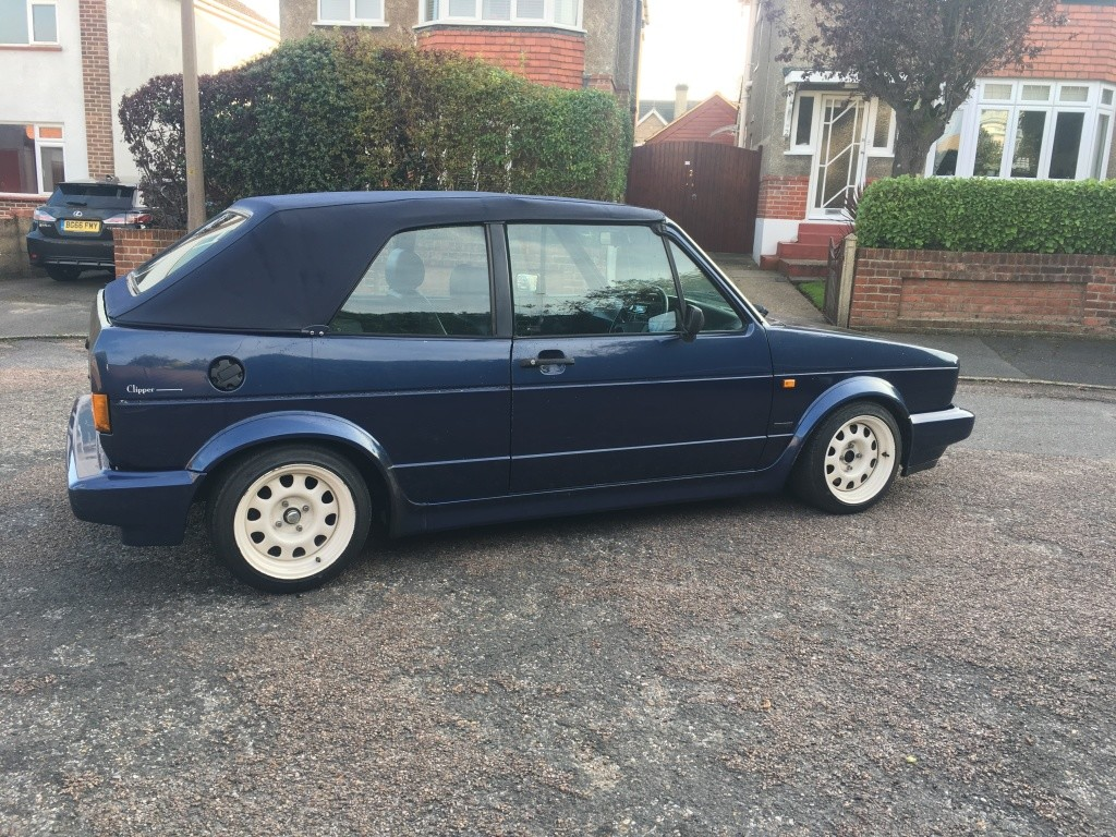 view topic mk1 golf cabriolet for sale 3000 the mk1 golf owners club. Black Bedroom Furniture Sets. Home Design Ideas