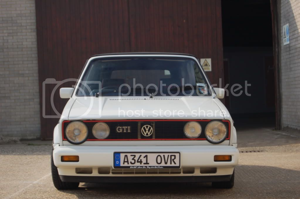 view topic 1984 mk1 gti cabriolet the mk1 golf owners club. Black Bedroom Furniture Sets. Home Design Ideas