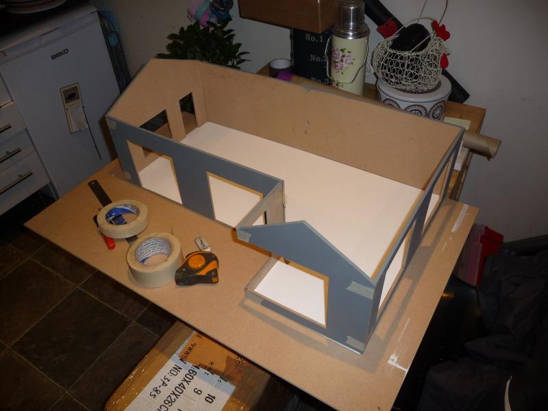 View topic: JB's 1:18 Scale Garage Showroom Diorama – The Mk1 Golf