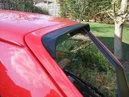 View Topic Mk1 Kamei Rear Spoiler The Mk1 Golf Owners Club