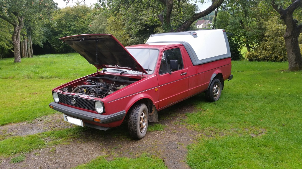 View Topic Vw Caddy Mk1 Cherry Red Shelley Gti Oem F4nvw The Mk1 Golf Owners Club