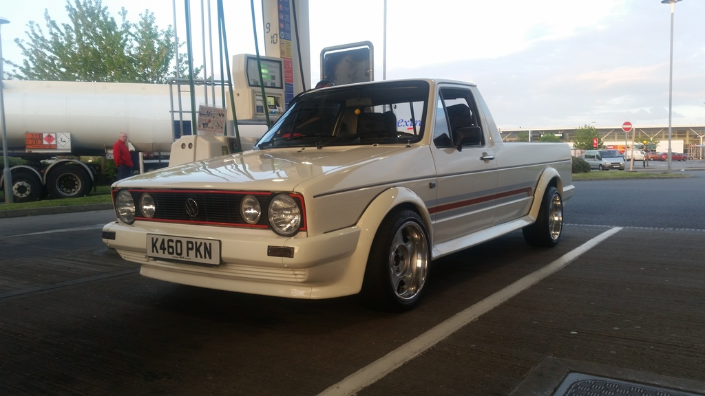 View Topic Vw Caddy Mk1 Sport F4v Vw The Mk1 Golf Owners Club