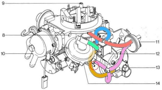 View Topic  Pierburg Carb Trouble Please Help  U2013 The Mk1